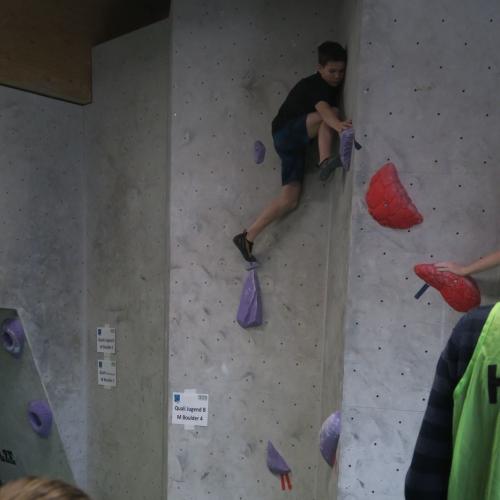 B12 DAV Boulderzentrum, Tübingen